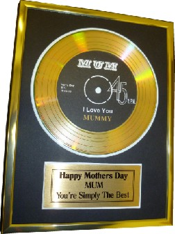Mothers Day Gold Didi's