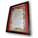 11 Events That Rocked The World - Framed Gift