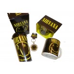 Nirvana - Smiley Logo - Fan Pack